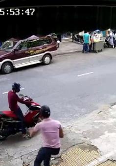 Cướp giật táo tợn giữa trung tâm TP Đà Nẵng