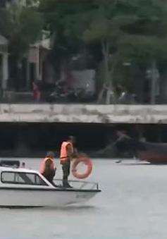 Diễn tập cứu hộ, cứu nạn trên sông Hàn