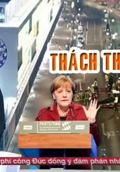 Thách thức trong nỗ lực tái tranh cử của Thủ tướng Đức Angela Merkel