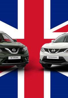 """Đầu tư 3,7 tỷ Bảng, Nissan tiếp tục """"đặt cược"""" vào nước Anh"""