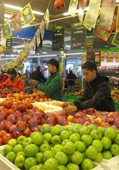 CPI Hà Nội tăng mạnh giáp Tết