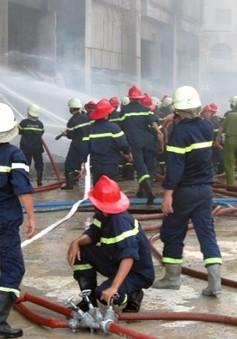 TP.HCM kiến nghị cho phép trực thăng tham gia chữa cháy