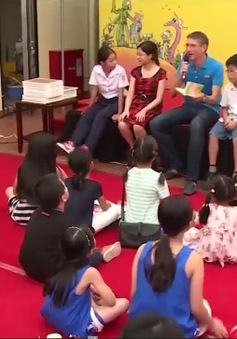 Truyện thiếu nhi Anh cuốn hút trẻ em Việt Nam