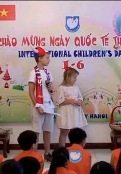 """""""Ngày mở cửa cho thiếu nhi Việt Nam"""" tại Hà Nội"""