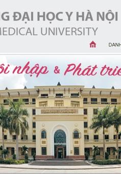Đại học Y Hà Nội lấy điểm chuẩn cao nhất 27 điểm