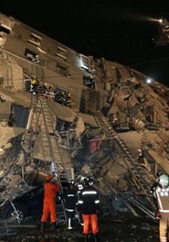 Động đất mạnh làm rung chuyển Đài Loan (Trung Quốc)