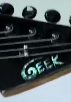 Khám phá đàn guitar thông minh