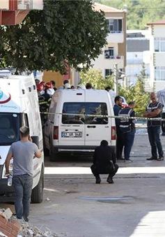 Đánh bom kép tại Thổ Nhĩ Kỳ, 3 cảnh sát thiệt mạng