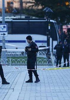 Thổ Nhĩ Kỳ bắt giữ 3 nghi can người Nga sau vụ đánh bom tự sát