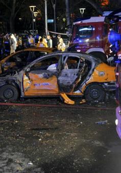 Đánh bom xe tại Thổ Nhĩ Kỳ: Số người thiệt mạng đến 37 người