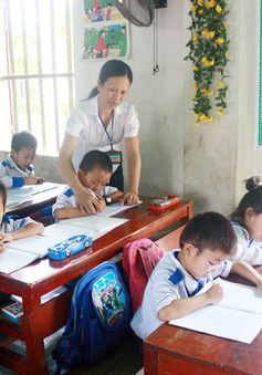 Bạc Liêu: Hơn 45% trường mầm non, phổ thông đạt chuẩn quốc gia