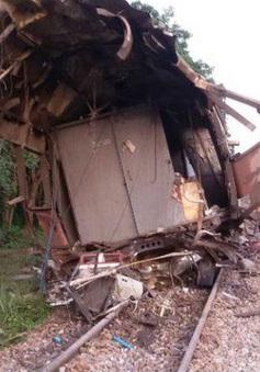 Đánh bom xe lửa ở Thái Lan, 4 người thương vong