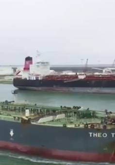 Mỹ chính thức xuất khẩu dầu thô sau 40 năm