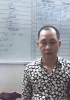 Đối tượng cầm đầu vụ nổ súng ở Quảng Nam ra đầu thú