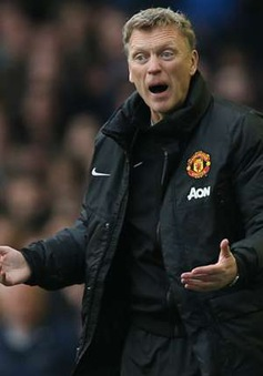 David Moyes: Man Utd đã đối xử thiếu công bằng
