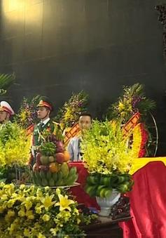 Tổ chức trọng thể Lễ tang đồng chí Hoàng Anh