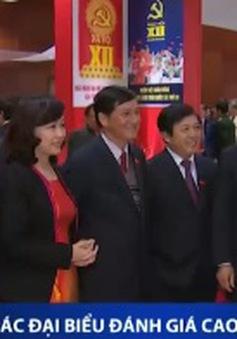 Nhiều đại biểu đánh giá cao kết quả bầu cử Ban Chấp hành Trung ương khóa XII