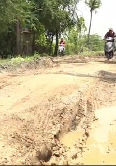 Khẩn trương khắc phục hư hỏng tuyến đê bao sông Sài Gòn