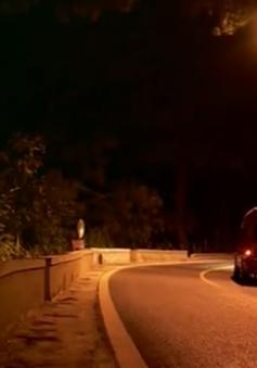 Lâm Đồng: Đường đèo Prenn được lưu thông trở lại vào ban đêm