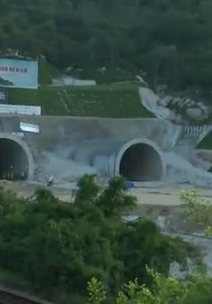 Hôm nay (31/7), thông hầm Đèo Cả nối Phú Yên - Khánh Hòa