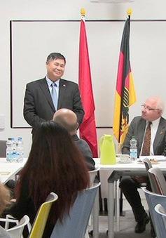 Hội Đức - Việt tích cực thúc đẩy mối quan hệ hai nước