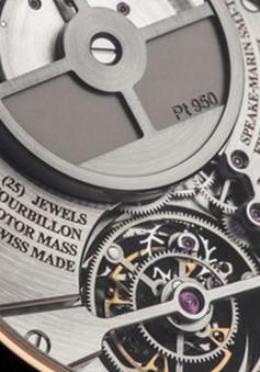 Đồng hồ họa tiết Trống đồng cuối cùng được bán với giá 3,1 tỷ đồng