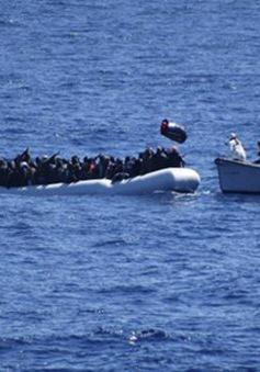 Italy cứu hàng nghìn người tại Eo biển Sicily