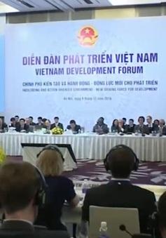 Khai mạc Diễn đàn Phát triển Việt Nam 2016