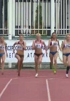 Điền kinh Nga không được tham gia tại Olympic Rio 2016