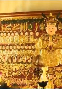 Công nhận bức phù điêu Lạc Long Quân ở Thanh Oai là bảo vật quốc gia