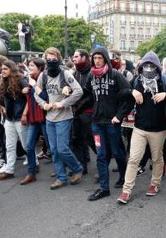 Giao thông tại Pháp rối loạn vì bãi công