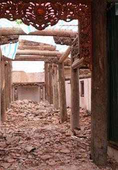 Hàng trăm di tích tại Hà Nội cần được tu bổ