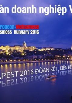 Diễn đàn Doanh nghiệp Việt kiều Châu Âu tại Hungary