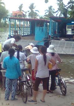 Hậu Giang: Hàng trăm bến đò hoạt động không phép