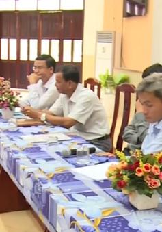 Đối thoại giữa tiểu thương và chủ đầu tư TTTM Long Hoa (Tây Ninh)