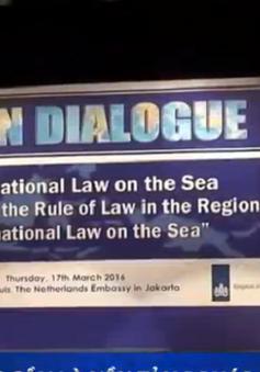 UNCLOS cần là nền tảng pháp lý quan trọng về an ninh biển