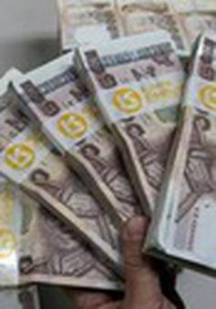 Thái Lan lo lắng khi Baht trở thành đồng tiền tăng mạnh nhất châu Á