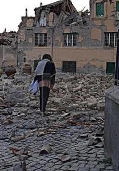 Động đất 6,6 độ Richter ở miền Trung Italy