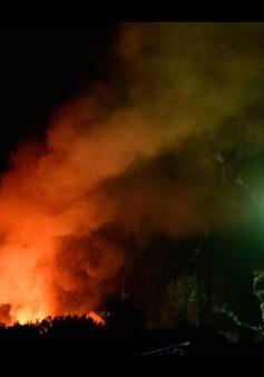 Libya: Nổ cửa hàng đạn dược, 25 người thiệt mạng