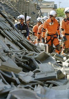 """Có thể xuất hiện một số vùng đất """"chết"""" sau động đất ở Nhật Bản"""