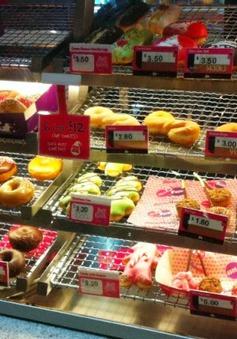 Hàng chục thương hiệu thực phẩm tìm cơ hội nhượng quyền tại Việt Nam
