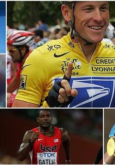 Armstrong, Maradona, Sharapova... và những VĐV nổi tiếng bị cấm thi đấu vì sử dụng doping