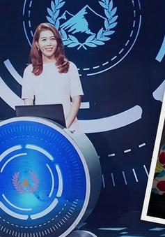 """Nhà báo Tùng Chi - """"Người phụ nữ thép"""" của Đường lên đỉnh Olympia"""