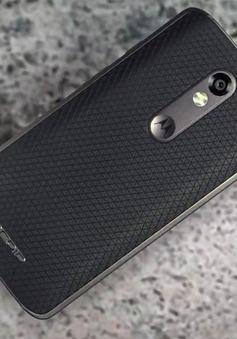 Motorola Droid Turbo 2 gặp lỗi đường màu xanh bí ẩn