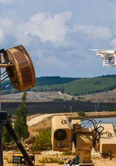 Israel giới thiệu hệ thống phòng thủ mới chống thiết bị bay không người lái