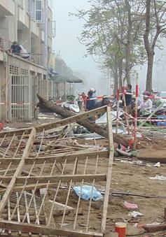 Vụ nổ tại Văn Phú, Hà Đông: Người dân quay trở về ổn định chỗ ở