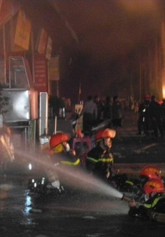 Ngày 24/3, liên tiếp xảy ra các vụ cháy tại Hà Nội