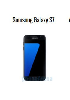 So sánh nhanh LG G5, Galaxy S7 và iPhone 6S
