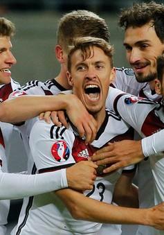 EURO 2016, Đức – Ukraine: Không thể cản bước tiến nhà ĐKVĐ thế giới