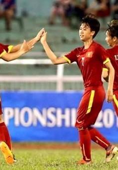 VIDEO: Xem lại trận thắng nghẹt thở của ĐT nữ Việt Nam trước ĐT nữ Myanmar